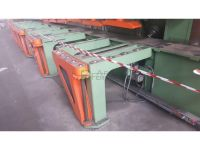 Sheet Metal Profiling Line HUGH SMITH fazowarka ukosowarka 10000 x 40 2013-Photo 19