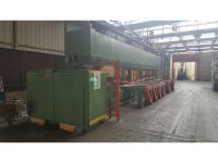 Sheet Metal Profiling Line HUGH SMITH fazowarka ukosowarka 10000 x 40 2013-Photo 25