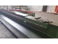 Sheet Metal Profiling Line HUGH SMITH fazowarka ukosowarka 10000 x 40 2013-Photo 28