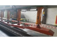 Sheet Metal Profiling Line HUGH SMITH fazowarka ukosowarka 10000 x 40 2013-Photo 30