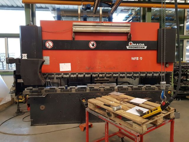 NC Folding Machine AMADA HFBO 170.4 1999