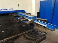 Punching Machine with Laser TRUMPF TC 6000 L - 1600 FMC 2008-Photo 3