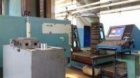 Máquina de perfuração horizontal TOS VARNSDORF WHN 13.4C CNC Heidenhain