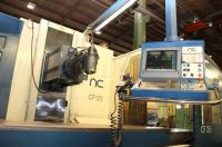 Bed Milling Machine CORREA CF 25/25