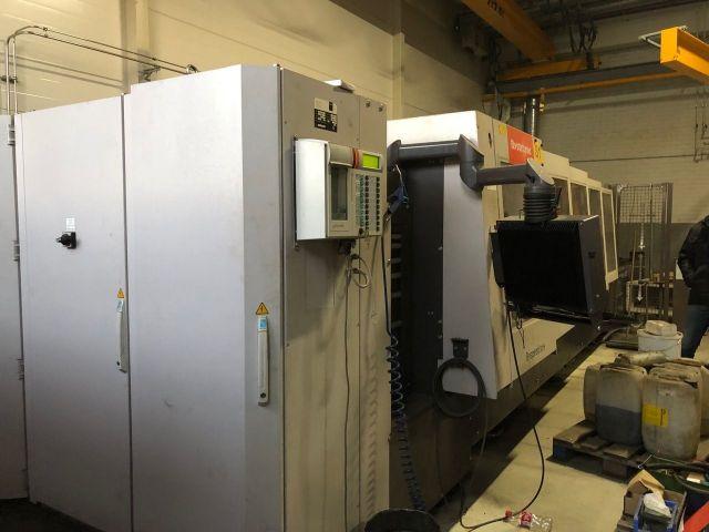 Laserschneide 2D BYSTRONIC Byspeed 3015 - 5.200 watt 2004