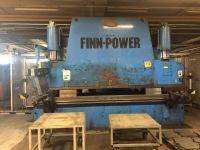CNC Hydraulic Press Brake FINN POWER CNCJ 300-4600
