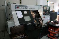 Torno CNC GOODWAY GLS 200 M