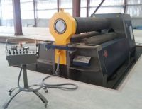 3 Roll Plate Bending Machine MG srl AK340
