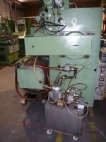 Cylindrical Grinder NOMOCO M 100 E 1978-Photo 6