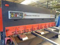 Hydraulic Guillotine Shear AMADA GX 1230
