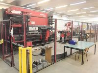 CNC Hydraulic Press Brake AMADA ASTRO 100 NT II Plus
