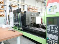 Plastics Injection Molding Machine ENGEL ES 1350-350 HL - Robot 2004-Photo 2