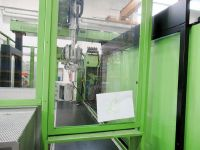 Plastics Injection Molding Machine ENGEL ES 1350-350 HL - Robot 2004-Photo 3