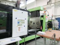 Plastics Injection Molding Machine ENGEL ES 1350-350 HL - Robot 2004-Photo 4