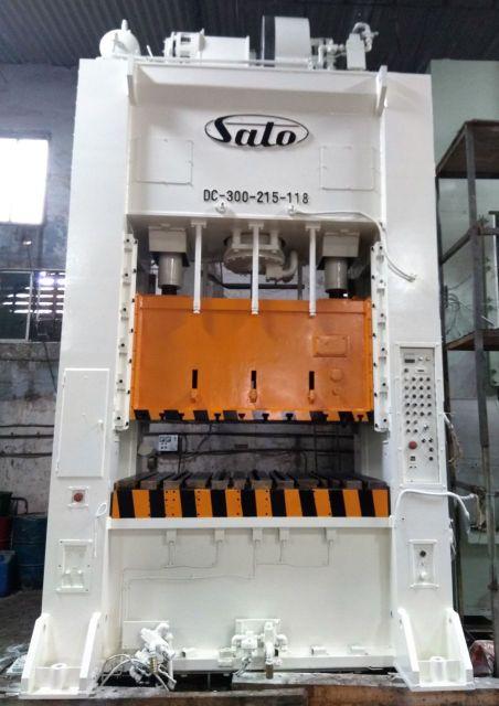 Eccentric Press SATO JAPAN DCP-300 2000