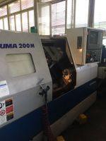 CNC-Drehmaschine DOOSAN PUMA 200 M