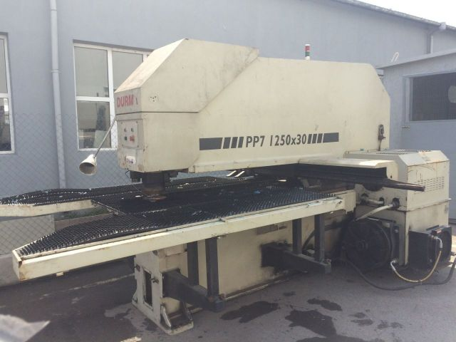 Punching Machine DURMA PP7 1250*30 2005