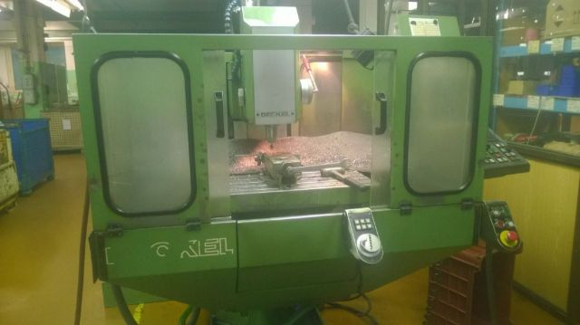 Toolroom Milling Machine DECKEL FP3NC 1995