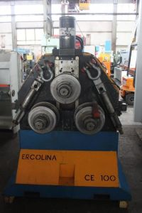 Profile Bending Machine ERCOLINA CE100H3