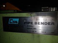 Non-mandrel Bender CSM A100TNCB 2000-Photo 4