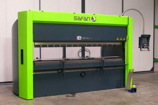CNC Hydraulic Press Brake Safan E Brake 2010