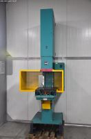 C Frame Hydraulic Press TOX PRESSOTECHNIK PC 015.091 2000-Photo 8