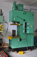 C Frame Hydraulic Press VEB ZEULENRODA ERFURT PYE 63 SS 1990-Photo 3