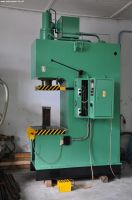 C Frame Hydraulic Press VEB ZEULENRODA ERFURT PYE 63 SS 1990-Photo 5