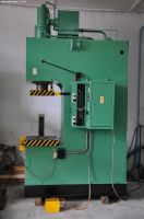 C Frame Hydraulic Press VEB ZEULENRODA ERFURT PYE 63 SS 1990-Photo 6