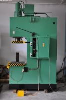 C Frame Hydraulic Press VEB ZEULENRODA ERFURT PYE 63 SS 1990-Photo 7