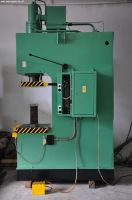 C Frame Hydraulic Press VEB ZEULENRODA ERFURT PYE 63 SS 1990-Photo 8