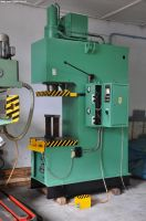 C Frame Hydraulic Press VEB ZEULENRODA ERFURT PYE 63 SS 1990-Photo 2