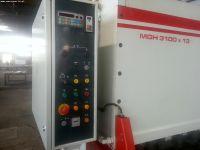 NC Hydraulic Guillotine Shear BAYKAL MGH 3100 X 13 2012-Photo 3