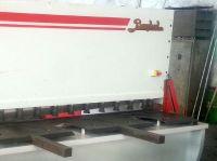 NC Hydraulic Guillotine Shear BAYKAL MGH 3100 X 13 2012-Photo 4