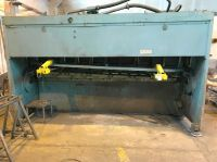 NC Hydraulic Guillotine Shear STROJARNE PIESOK CNTA 3150/10A 1989-Photo 3