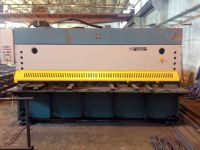 NC Hydraulic Guillotine Shear STROJARNE PIESOK CNTA 3150/10A