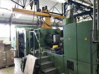 Plastics Injection Molding Machine ENGEL ES 2550-700 DUO