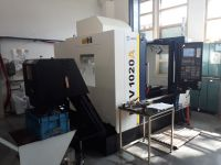 CNC Vertical Machining Center YCM NXV 1020A