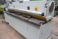 Mechanical Guillotine Shear STROJARNE PIESOK NTC 2500/4