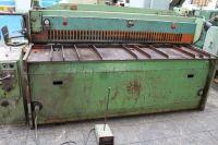 Cizalla guillotina mecánica STROJARNE PIESOK NTE 2000/4