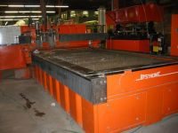 2D WaterJet BYSTRONIC BYJET Byjet Smart 3015 2000-Photo 3