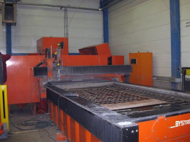 2D WaterJet BYSTRONIC BYJET Byjet Smart 3015 2000