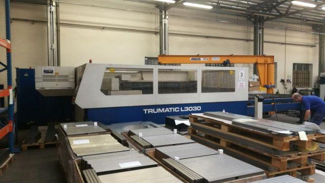 2D Laser TRUMPF TRUMATIC L 3030 2003