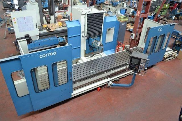 Fresadora CNC CORREA L30/43 (7900406) 1995