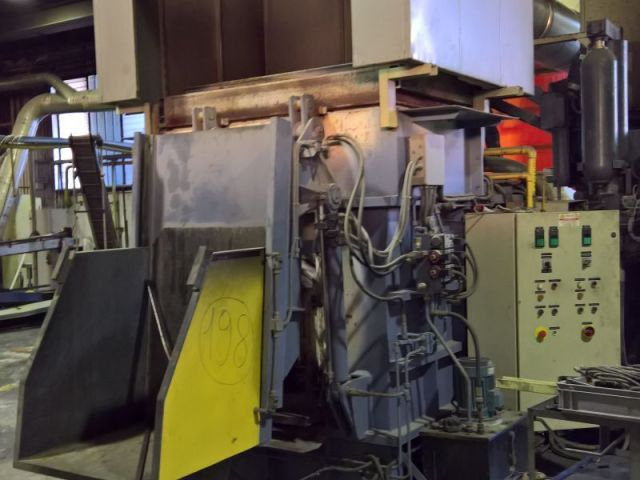 Melting Furnace Marconi RR14 1680/00 2000
