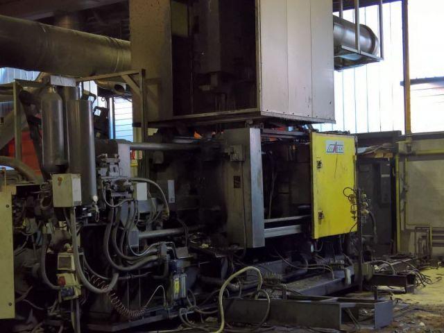 Máquina de fundição sob pressão Maico Tek 380 F 1994