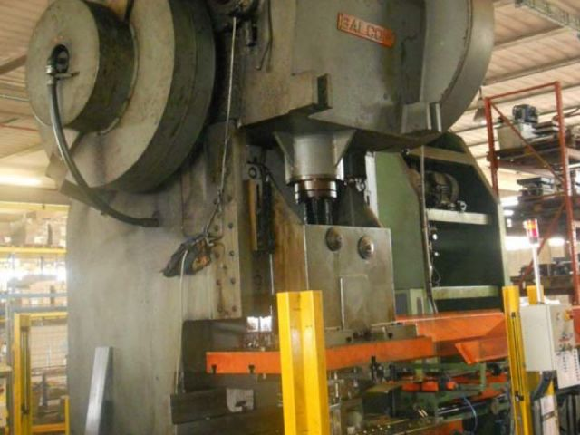 H Frame Press BALCONI MTRS/L 1986