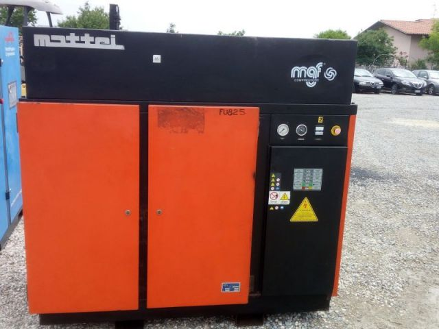 Kolbenkompressor MGF - Mattei AC 215 1983