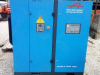 Piston Compressor Whortington Creyssensac Rollair 40 BM6