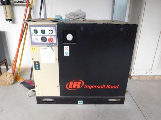 Compresor de pistón INGERSOLL RAND Almig 2008